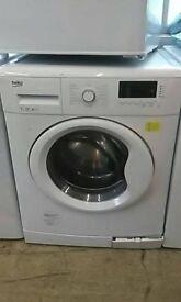 Beko WM74165W A+++ 7Kg 1600 Spin Washing Machine - White