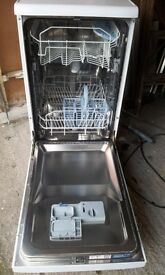Indesit IDS 105 dishwasher.
