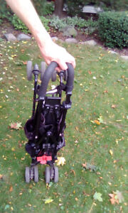 A great child seat, stroller, beautiful doll.. eager to sell!