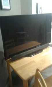 50 inch lg plasma tv with sony soundbar