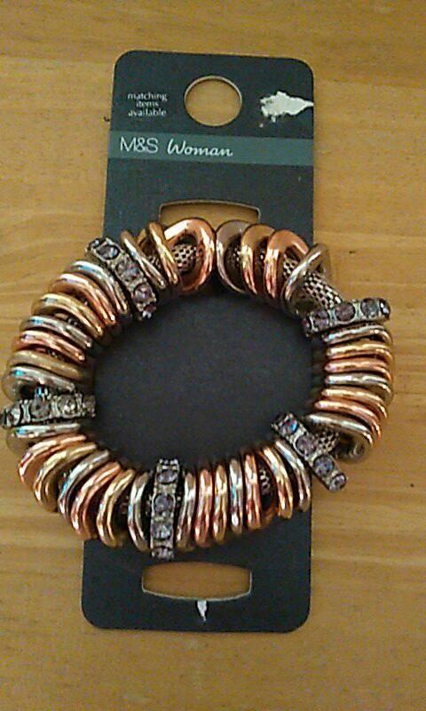 M & S woman.bracelet
