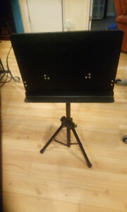 Music Stand, large enough to take a book