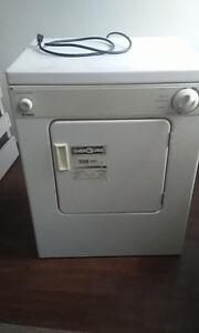 Apartment size dryer