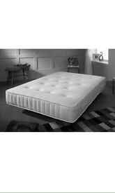 BRAND NEW LUXURY MEMORY FOAM MATTRESS