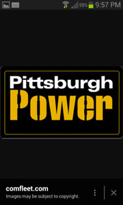 Wanted Pittsburgh power box.