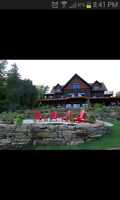 LOG HOME RESTORATION & REPAIR