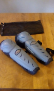 Bicycle or motorcycle shin pads $15 pick up Caledonia