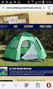 5 man Gecko pull up instant tent Warnbro Rockingham Area Preview