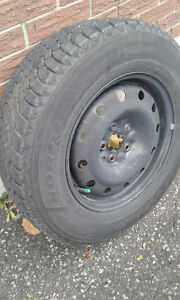 """16"""" winter tires and rims"""