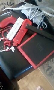 Red Wii Mini, Excellent Condition w/ Extras