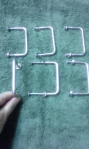 Stainless steel door handles (43)