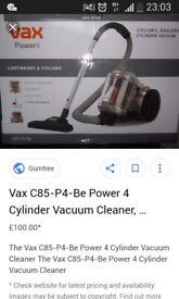 Vax Power 4 Vaccum Cleaner