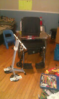 Wheel chair, fauteuil roulant 600$ OBO