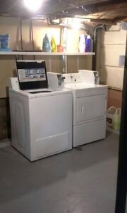 Waher/Dryer (paying). Whirlpool 2014. Bran new condition