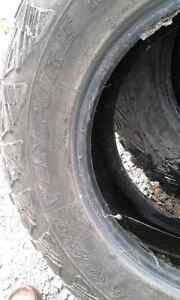 Kumho road venture mt's. Lt265/70r17 Kawartha Lakes Peterborough Area image 4