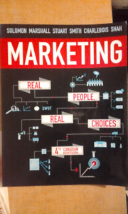 Marketing: Real People, Real Choices, 4th Canadian Edition