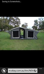 camper trailer Melbourne CBD Melbourne City Preview