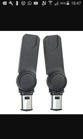icandy peach car seat adapters