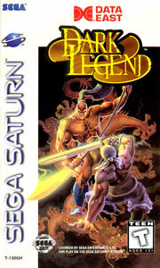 Dark Legend for Sega Saturn Kingston Kingston Area image 1