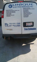 electrical service upgrade to 100amp $1780