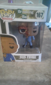 Funko Pop Gus Fring #167 Vaulted!