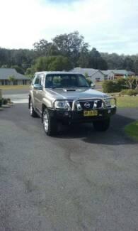 2006 Nissan Patrol ST Port Macquarie Region Preview