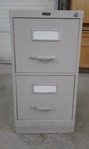 Filing Cabinet 2 drawer