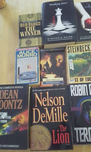 assorted books for adults/teens all for 10 Strathcona County Edmonton Area image 2