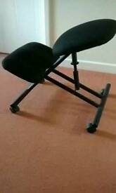 Kneel chair