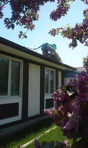Winnipeg Eavestrough Cleaning