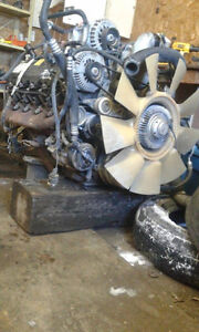 parting out complete o3 f350 ford 4x4