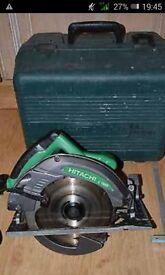hitachi 230v circular saw