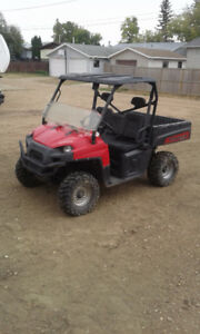 Great 2012 Polaris Ranger 800 Side by Side for sale