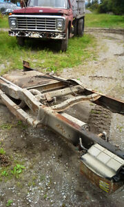 PAIR OF LEAF SPRINGS For FORD E450 CUBE VAN Peterborough Peterborough Area image 3