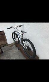 scott genius 60 mountain bike (large) medium MTB 1x10 dropper seat post tubeless