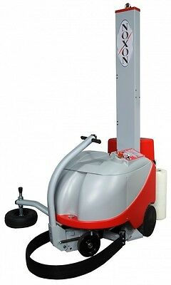 Robot Pallet Wrapper Noxon MAS 102 (Mechanical Brake)