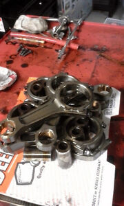 8 CONNECTING RODS for FORD 6.0 LITRE DIESEL Peterborough Peterborough Area image 2