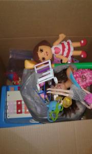 Girls (Toddler) Toys