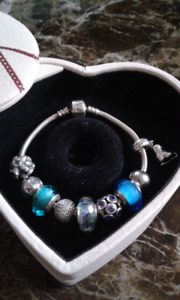 OPEN TO OFFERS Authentic Pandora Bracelet and charms