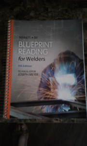 Blueprint reading kijiji in ontario buy sell save with canadore college welder fitter textbook malvernweather Gallery