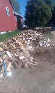 Firewood for sale (maple)
