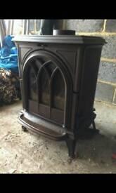 Stovax Huntingdon 28 stove for sale