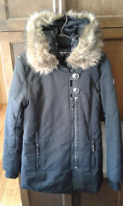 MANTEAU D'HIVER POINT ZERO