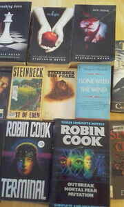 assorted books for adults/teens all for 10 Strathcona County Edmonton Area image 3