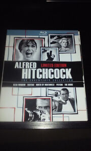 Alfred Hitchcock - The Essentials Collection blu-ray