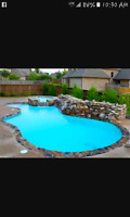 Affordable private pool openings and service