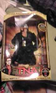 Selling collecters edition sting action figure