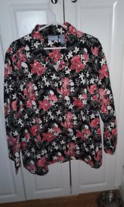 Lot of 180 Plus-Size Clothing Items Sizes 3x (24-26)