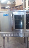 ROYAL COMMERCIAL CONVECTION OVEN