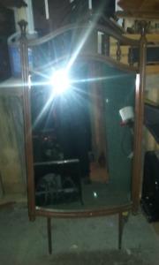 Standup mirror